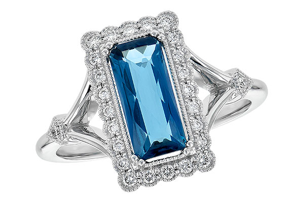 F217-51807: LDS RG 1.58 LONDON BLUE TOPAZ 1.75 TGW